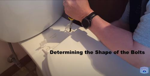determining the shape of the bolts