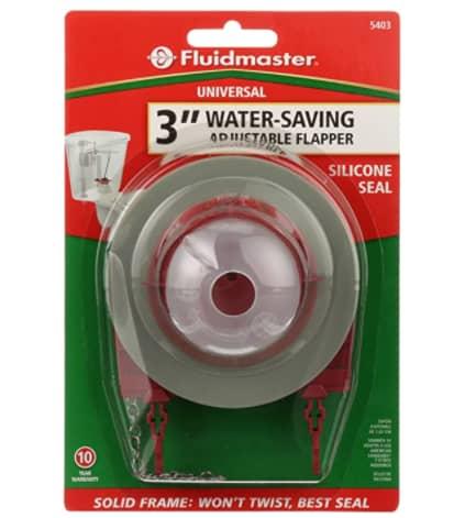 Fluidmaster 5403 Water-Saving Toilet Flapper